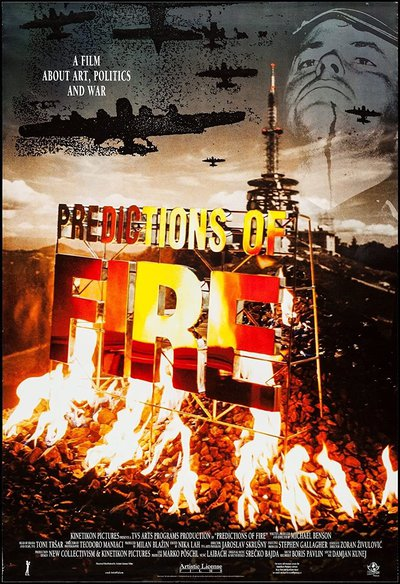 Predictions of Fire poster