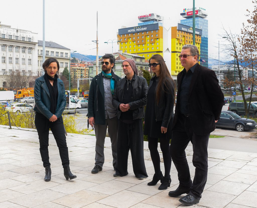 Laibach at the History Museum of BiH, 29th March 2018